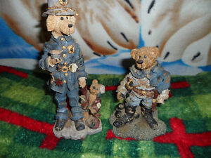 Boyds Bears and Friends Numbered Figures.  $30 Each Both for $50 Prince George British Columbia image 1
