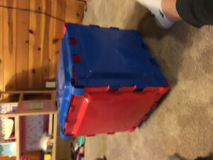 Building block things for kids for forts structures and so on