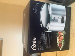 Oster 20 cups rice cooker