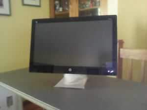 HP touchscreen all in one computer REDUCED