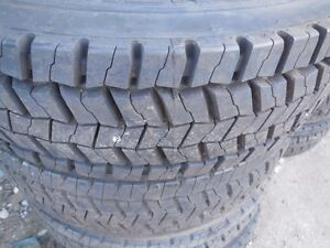 225/70R19.5 BRAND NEW TIRES SET OF 4 CONTINENTAL
