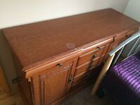 Commode in old style