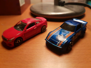 Hot wheels Mazda RX-7/Infiniti G37