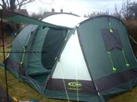 Gelert 5 tent barely used.