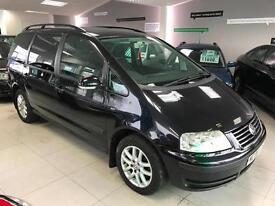 2008 Volkswagen Sharan 2.0TDI SE - CAMBELTDONE2017 - 1 Former Keeper - 2 Keys