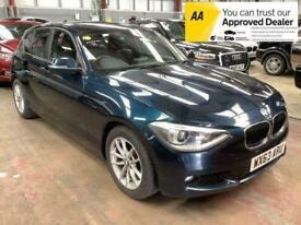 image for 2013 BMW 1 Series 116d EfficientDynamics 5dr HATCHBACK Diesel Manual