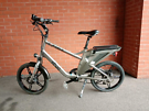 Ebco Eagle electric bike
