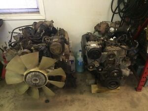FORD 7.3L POWERSTROKE DIESEL ENGINE PARTS