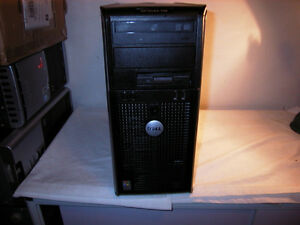 Used Dell Optiplex 755 Core 2 Duo Computer for Sale