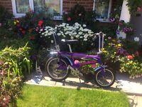 Raleigh Chopper Mk3 bike