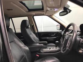 2006 56 reg Land Rover Range Rover Sport 4.2 V8 Supercharged HST Bodykit