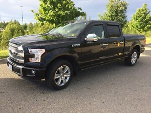 2016 Ford F-150 SuperCrew Platinum FX-4