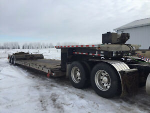 2014 Muvall Machinery Trailer