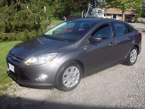 2012 Ford Focus SE Sedan certified e-tested