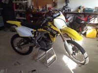 2006 rmz 450