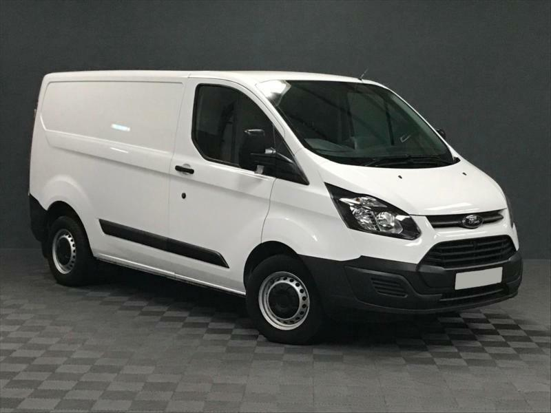 ford transit custom 2 0tdci 270 l1h1 white van 2017 in stamford