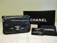 Chanel Mineral Nights Evening Wristlet Shoulder Bag