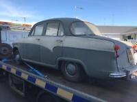 Austin A55 1.5 PETROL MANUAL 1958/6