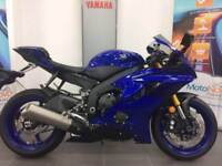 YAMAHA YZF-R6 2018 MODEL DELIVERY ARRANGED CALL AND SAVE OVER 1000