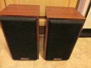 Vintage Axiom bookshelf speaker (pair)