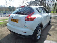 "Nissan Juke 1.5dCi ( 110ps ) Visia NEW STOCK 1 OWNER CAR MINT CONDITION ""HOT CAR"