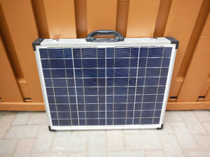 NEW 80 Watt Portable RV Solar Panel