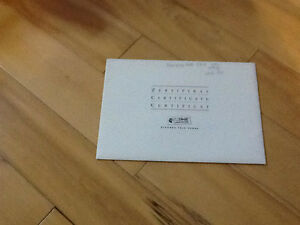 Steiff Baerle 43 Pab 1904 Kitchener / Waterloo Kitchener Area image 6