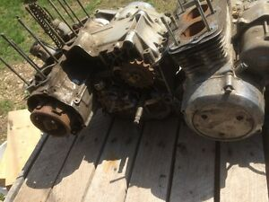 Honda CB350F Engines Motors For Parts Regina Regina Area image 4