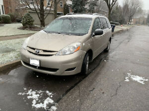 Toyota Sienna LE 2008, 216k , original owner, great condition