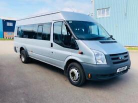 Ford Transit 2.4TDCi Duratorq ( 115PS ) 430EL ( Med Roof ) M2 430 LWB Extended