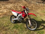 Honda CRF450X 2005 Albany Albany Area Preview