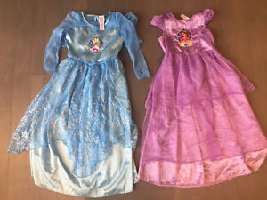 Size 10 youth girl pajamas - all Disney store !!!