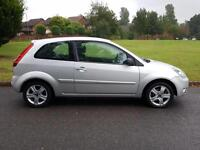 2007 Ford Fiesta 1.4 Zetec + NEW SHAPE 2007 + MANUAL + AIR CON + SPORT