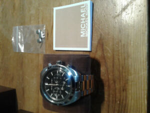 Michael Kors Stainless Steel 10ATM Watch