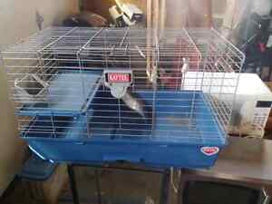 KAYTEE bunny/hamster cage for sale