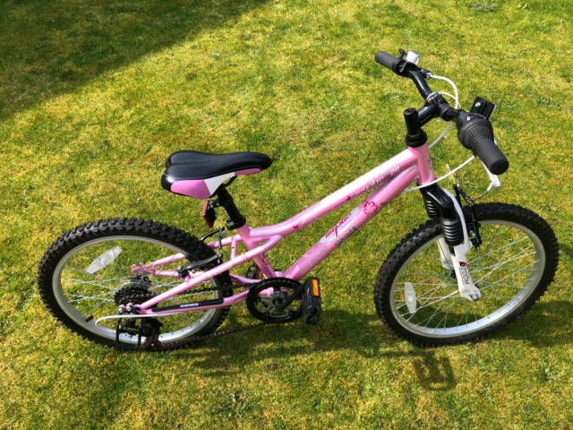 e002fac791c Girl's Bike - 20 Inch Mystic Bike from Smyths | in Bradley Stoke ...