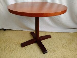 Retro-Vintage teak side table