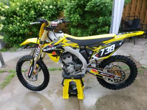 2017 Rmz 250