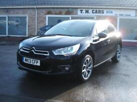 2013 (13) Citroen DS4 1.6e-HDI Airdream DStyle 5d ** 60,000 miles **