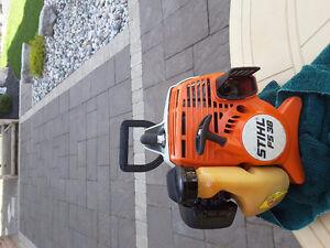 Stihl FS38 gas powered grass trimmer