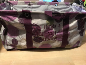 Thirty one deluxe utility tote