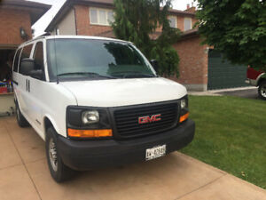 2006 GMC SAVANA G3500 4.8L LOW KMM