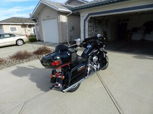 Harley Davidson Electra Glide Ultra Classic Limited
