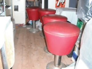 Stools, garage, man cave , bar, coffee shop