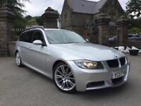 2007 (07) BMW 320 2.0TD d M Sport Touring ** Drives A1 **