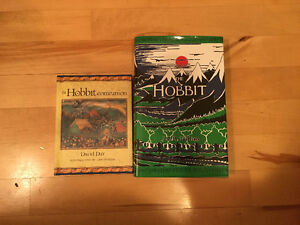 The Hobbit and The Hobbit Companion