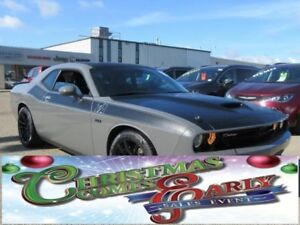 2017 Dodge Challenger R/T 392  w/ T/A, Roof