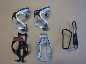 Assorted Water Bottle Cages