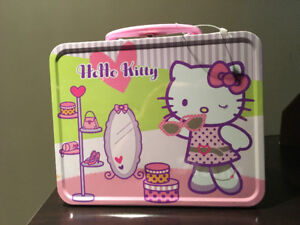 New Hello Kitty Lunch box.