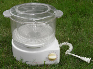 Food Steamer, Coffee Containers, and Brita Water Purifier